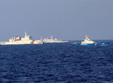 Tình hình biển Đông chiều 29/8: Trung Quốc đổi chiến thuật, Nhật theo dõi BĐ