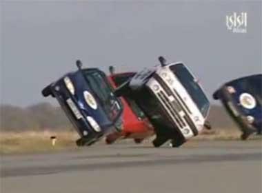 Video kỹ thuật lái ô-tô siêu đỉnh