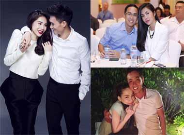 Hôn nhân thăng trầm của 3 cặp vợ chồng 'hot' nhất showbiz Việt
