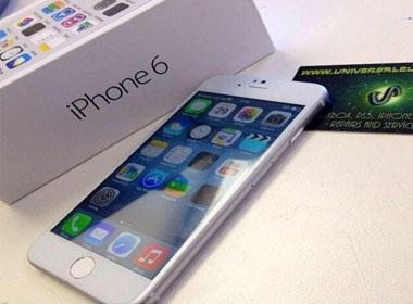 Cận cảnh chiếc iPhone 6 mới rò rỉ