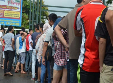 Sốt vé xem U.19 Việt Nam đá với U19 Nhật Bản