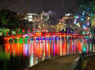 Hà Nội vào top 10 địa điểm ngày càng nổi tiếng Thế giới