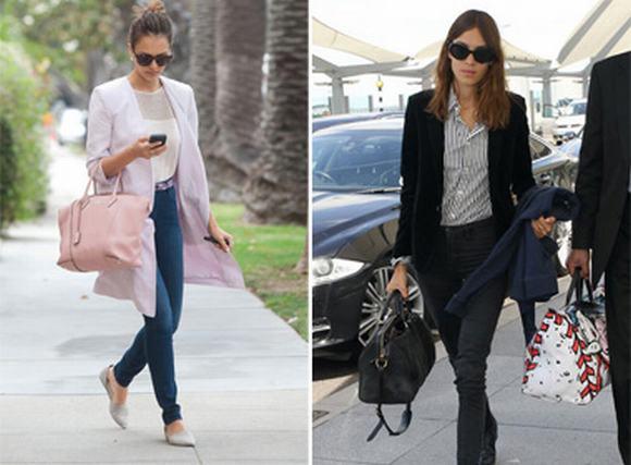 10 chiếc túi 'cưng' của Sao Hollywood hè 2014