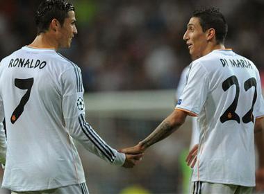 Di Maria đã rời Real sớm hơn nếu không vì Ronaldo