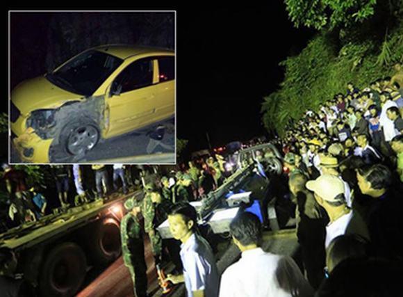 Xe khách rơi xuống vực: 53 người thương vong, tiếp tục tìm kiếm