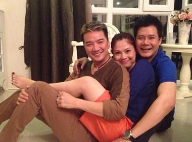 Những tình bạn đầy 'bí mật' trong showbiz Việt