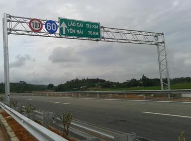 Cao tốc Nội Bài - Lào Cai: Cienco4 hoàn thành gói thầu A4 vượt tiến độ