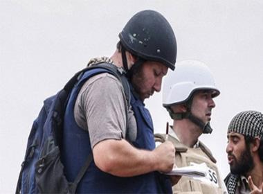 'Cả thế giới rất giận dữ IS sát hại nhà báo Mỹ'