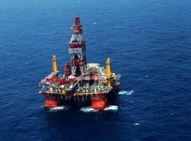 Trung Quốc đưa giàn khoan khai thác ở biển Hoa Đông