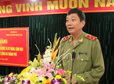 Vụ tai nạn khiến Trung tướng công an tử nạn qua lời nhân chứng