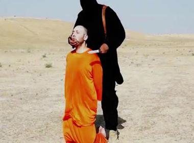Lời cuối của nhà báo Mỹ - Sotloff  trước khi bị IS chặt đầu