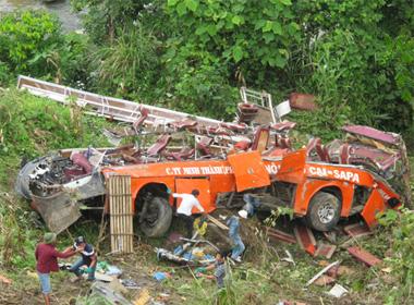 Tai nạn thảm khốc ở Lào Cai: Bí ẩn người cầm lái lúc xe lao xuống vực