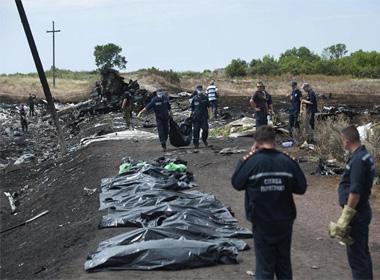 Vụ rơi máy bay MH17 rơi: Báo cáo đầu tiên được công bố vào 9/9