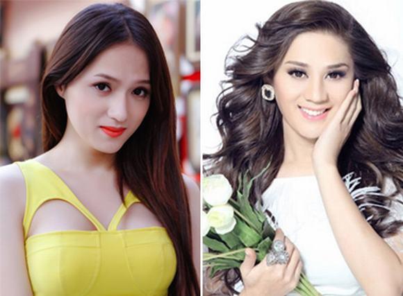 Cuộc đua 'nữ hóa' của Hương Giang Idol và Lâm Chi Khanh