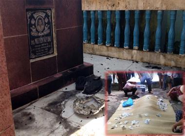 Nóng 24h: Người đàn ông tự thiêu bên mộ cha; Nam thanh niên 'vung tiền' rồi tử tự ở hồ Đắc Di