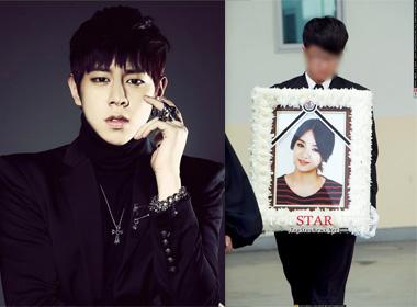 Xúc phạm nữ ca sĩ tử nạn, Taewoon bị 'ném đá'