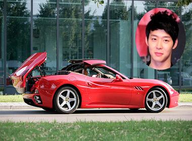 Ngắm siêu xe triệu đô của sao Hàn
