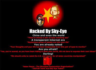 Hơn 700 website Việt Nam bị tin tặc Trung Quốc tấn công dịp nghỉ lễ
