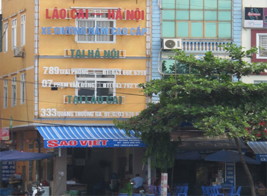 Bất chấp lệnh cấm, xe khách Sao Việt vẫn bán vé