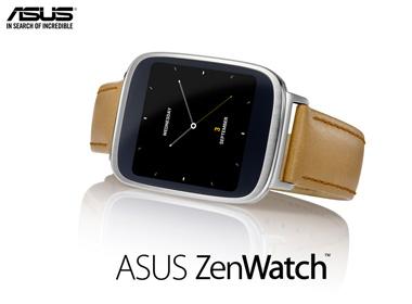 ASUS ZenWatch lần đầu tiên xuất hiện tại IFA 2014