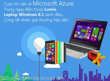 Thi viết về trải nghiệm giải pháp đám mây lai của Microsoft
