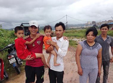 Anh Phạm Tuấn Anh giải cứu 2 cháu bé khỏi 'công trường' mua bán nội tạng