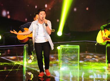 Giọng hát Việt nhí liveshow 3: Ca khúc của bản sao Lam Trường gây sốt