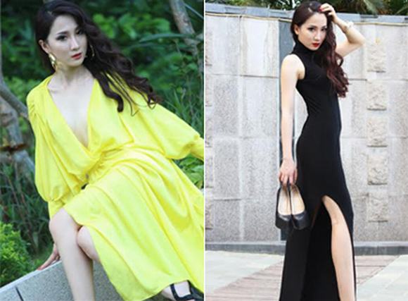 Hot girl Thảo Goby tái xuất bất ngờ với bộ sưu tập thời trang thu quyến rũ