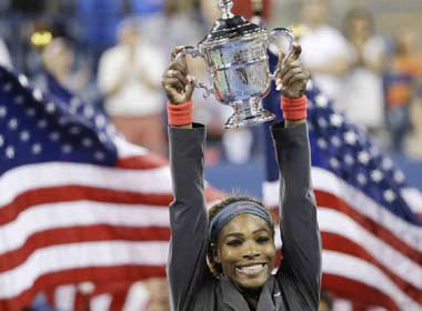 Vô địch US Open, Serena Williams giành Grand Slam thứ 18 trong sự nghiệp