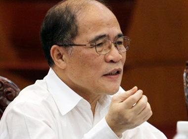 Chủ tịch Quốc hội tha thiết mong người dân được tự do kinh doanh