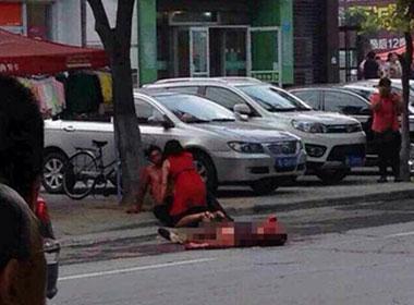 Đâm chết 'tình địch' trên xe BMW vì nghi là bồ của vợ