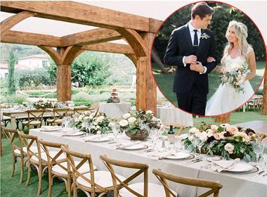 Ashley Tisdale bí mật đám cưới với Christopher French