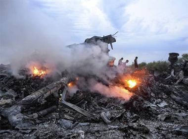 Máy bay Malaysia MH17 rơi: Câu nói cuối cùng từ buồng lái