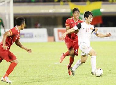 Trận bán kết U19 Việt Nam và U19 Myanmar sẽ được đổi giờ thi đấu
