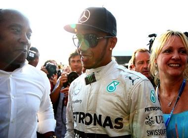 Lewis Hamilton trở lại với chiến thắng tại Italia GP