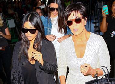 Mẹ Kim Kardashian bị dọa giết FBI vào cuộc
