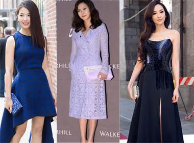 Những chiếc váy được nhiều mỹ nhân Châu Á yêu thích