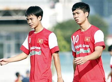 U19 nỗ lực tập luyện cho trận bán kết