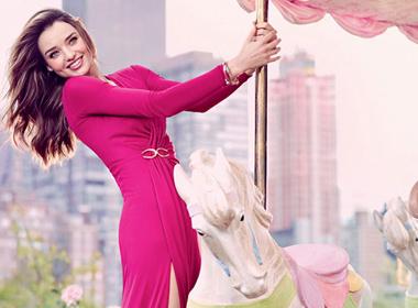 Miranda Kerr tươi như hoa trong bộ ảnh mới