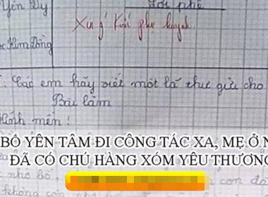Lại thêm báo bị phạt vì bài văn 'Thư gửi bố...' không kiểm chứng