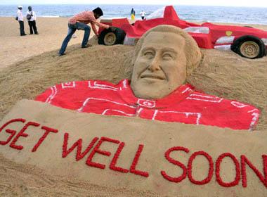 Michael Schumacher đã xuất viện: Phía sau một niềm vui