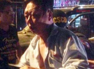Xe điên gây tai nạn trên phố Đội Cấn: Tài xế bị đánh nhập viện