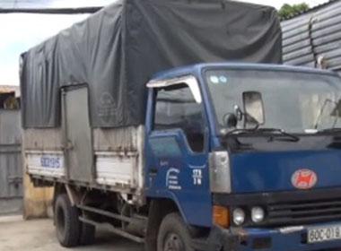 Xe vi phạm đang bị CSGT tạm giữ vẫn bị tài xế ăn trộm