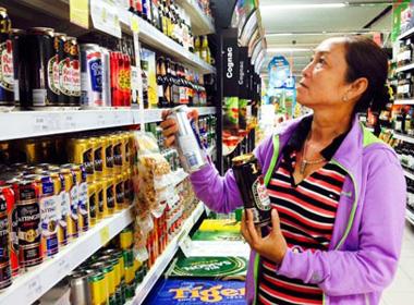 Bia ngoại tấn công thị trường Việt