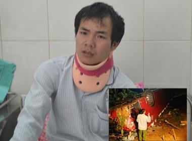 Vụ lật xe khách ở Lào Cai: Nạn nhân bức xúc vì bị hôi của