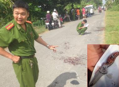Vụ xác chết ven đường với 15 vết đâm: Nghi án bị 'ca sỹ hội chợ' bị bạn tình sát hại