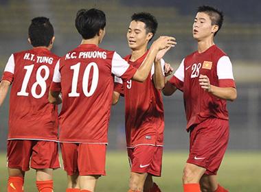 U19 Việt Nam sẵn sàng cho trận chung kết thứ 3