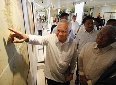 Tình hình Biển Đông chiều 13/9: Philippines triển lãm phản bác đường 9 đoạn