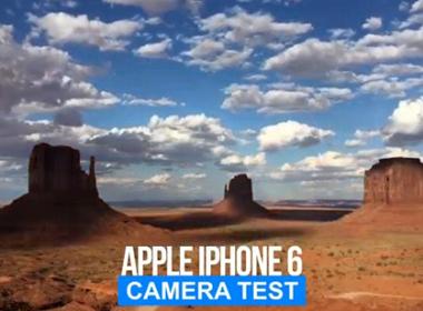 Video quay thử của Iphone 6