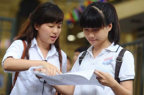 Học sinh cấp 3 nghĩ gì về phương án tổ chức kỳ thi quốc gia 2015?